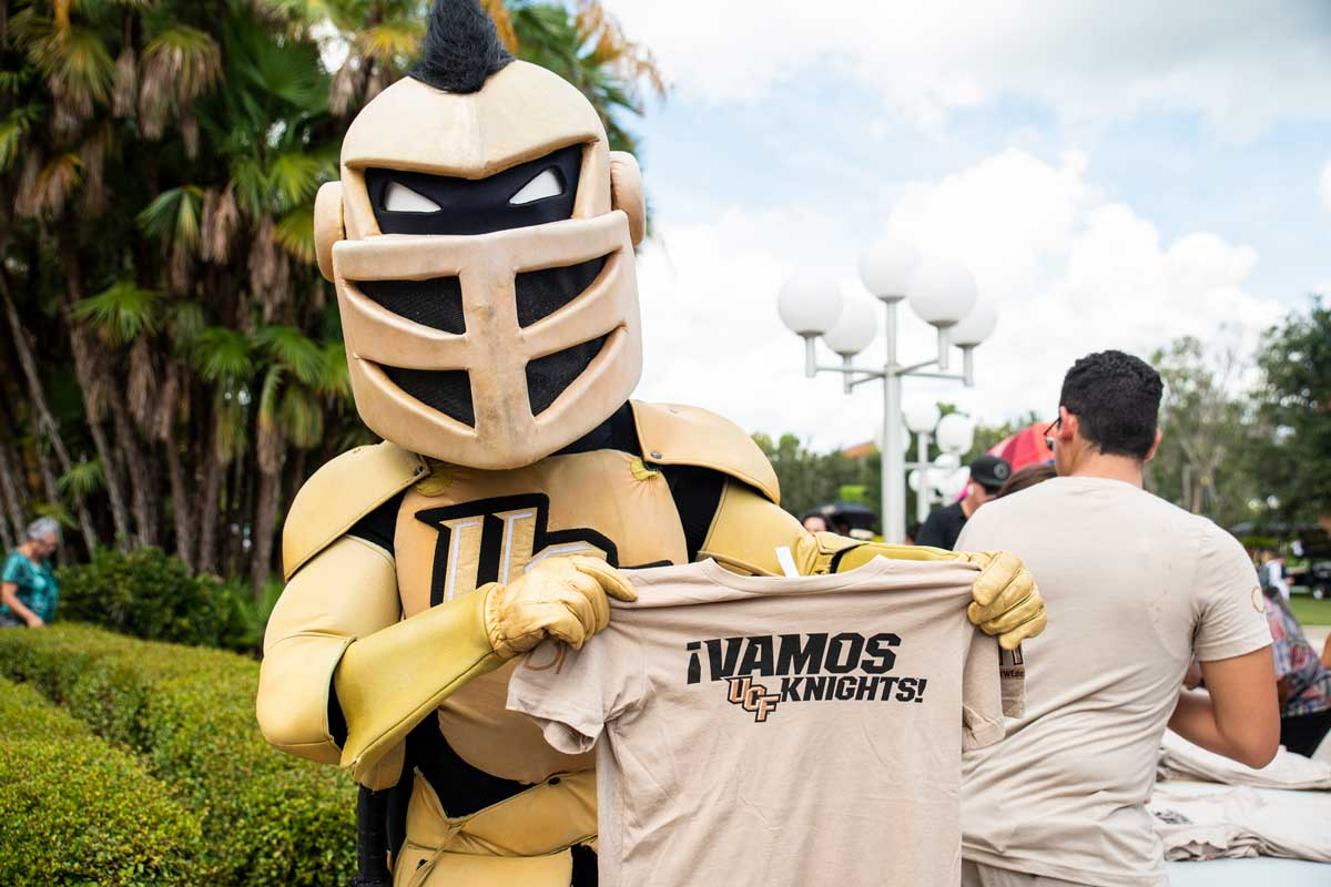Magazine Ranks UCF Among Top Institutions Serving Hispanic Students
