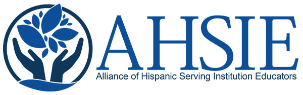 Alliance of Hispanic Serving Institution Educators Logo
