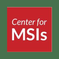 Center for MSIs Logo